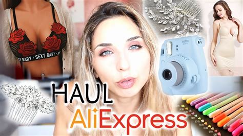 aliexpress youtube haul aliexpress youtube