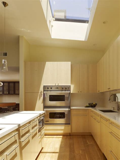 roof long skylight interior design ideas uplifting skylight designs to get the light flowing