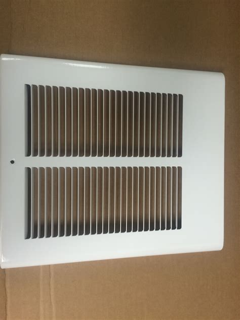 Recessed Ceiling Heaters by New Qmark Qch F Series Electric Ceiling Heater Recessed