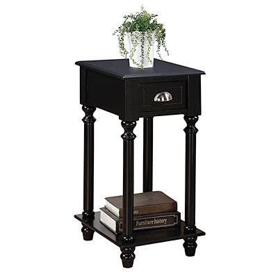 Small Black End Table by Small Black Side Table With Drawer Big Lots