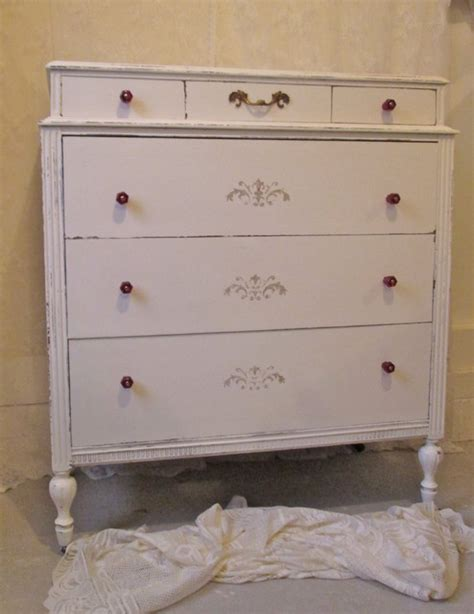 Bedroom Dressers Nyc Painted Vintage Dressers Traditional Dressers New York By Monet S Attic