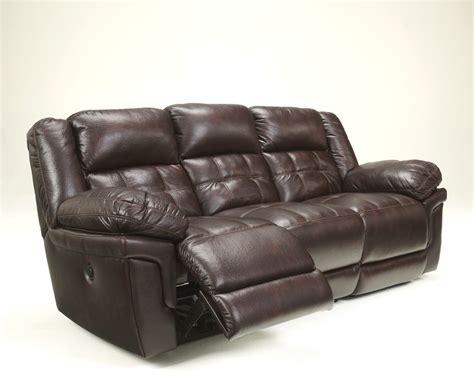 ashley power recliner sofa 2590287 signature by ashley randon reclining power sofa