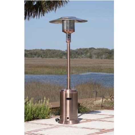 01775 Fire Sense Stainless Steel Commercial Patio Heater Stainless Steel Commercial Patio Heater