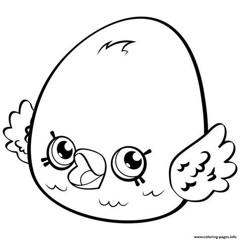 shopkins coloring pages of petkins cute egg eggchic petkins shopkins coloring pages printable