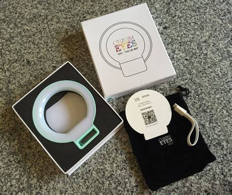 Selfie Ring Light Pink review isf charm selfie ring light pink and undecided