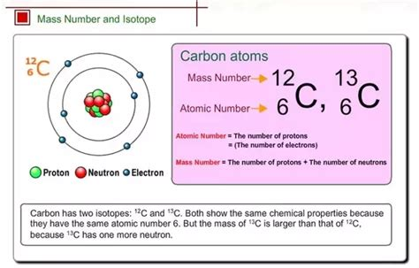 Is The Atomic Number The Number Of Protons by What Is The Difference Between Mass Number And Atomic