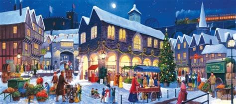 wallpaper christmas market a victorian christmas market collages abstract