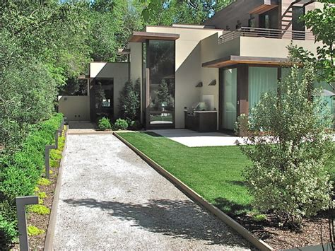 Contemporary Residential Garden Design Residential Landscape Architecture