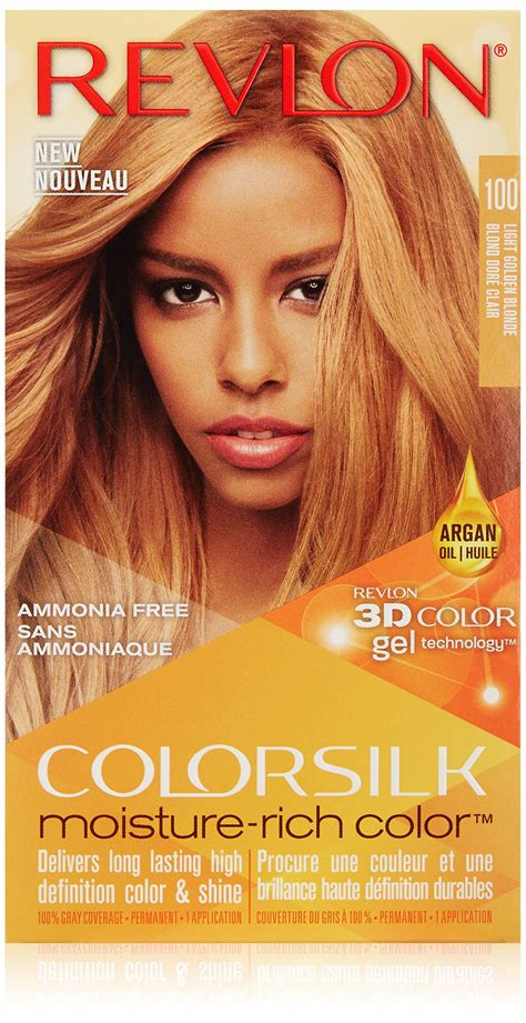 rich hair color revlon colorsilk moisture rich hair color