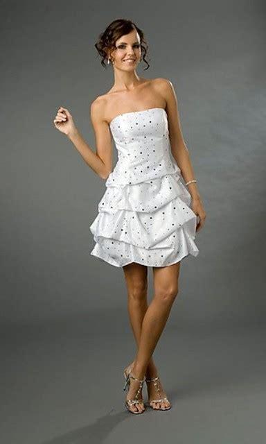 imagenes de vestidos de novia cortos fotos de vestidos cortos holidays oo