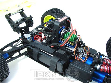 Tekno Rc Sway Bar Kit Revo Tkr1013 tekno rc brushless conversion for revo rcnews net rc