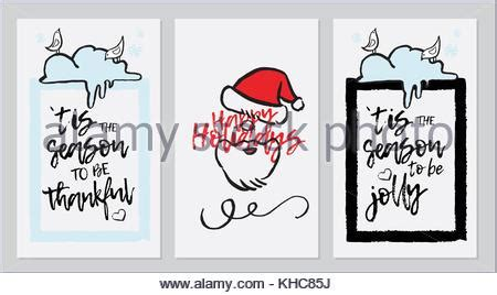 printable greeting card dividers set of colorful hand drawn christmas borders or dividers