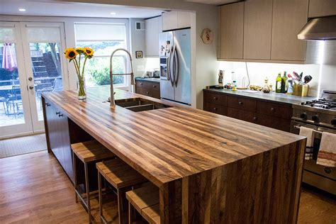 Countertops Maryland by How To Maintain Your Custom Butcher Block Counter