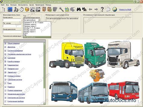 scania multi parts catalog 2012 parts catalog order