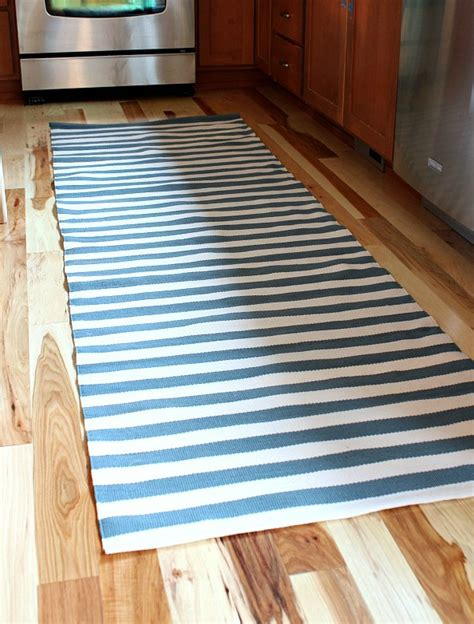 Striped Kitchen Rug Laundry Room Rug Runners Home Decoration Club