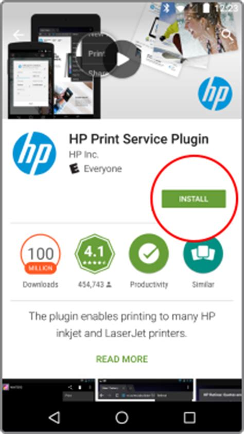 hp printer app for android wireless printing from android v4 4 devices fort bragg library