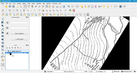 tutorial qgis pisa how to open georeferenced image on quantum gis tutorial