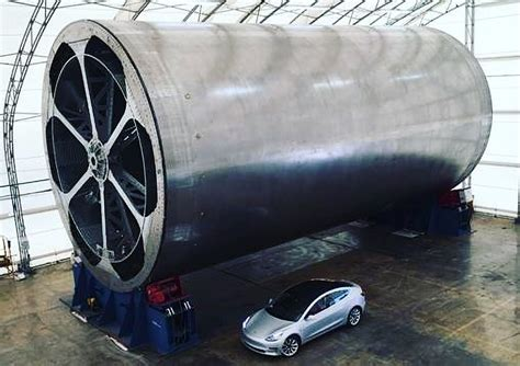elon musk bfr elon musk just unveiled a giant tool spacex will use to