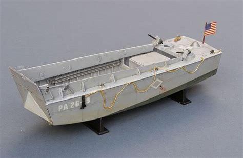 higgins boat launch ship models