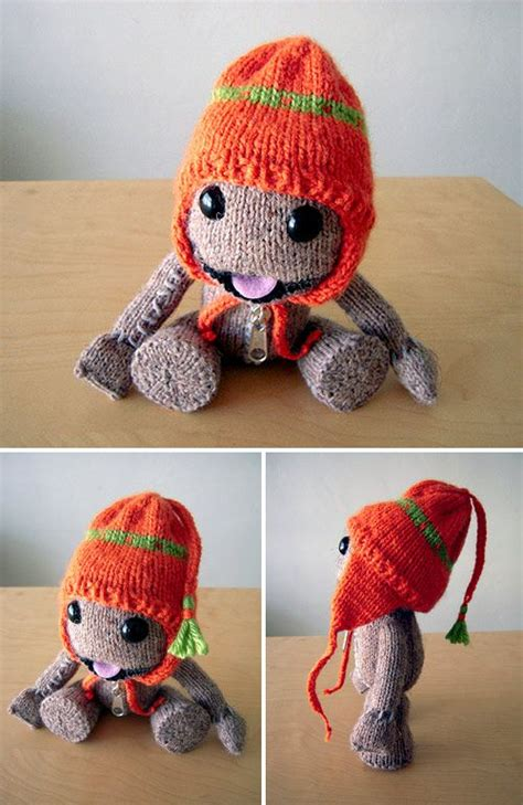 how to knit a sackboy 9 best sackboy stuff images on amigurumi knit