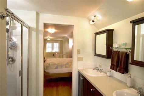 master bedroom bathroom attic remodel traditional bathroom seattle  craftsmen