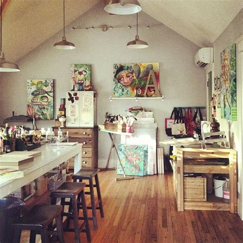 art and craft studio 25 best ideas about home art studios on pinterest dream