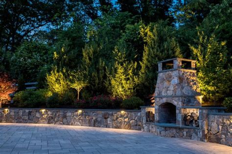 Landscape Lighting Service And Installation Jc Grounds Landscape Lighting Services