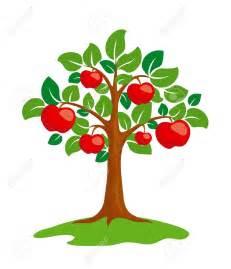 Apple trees clipart clipartsgram com
