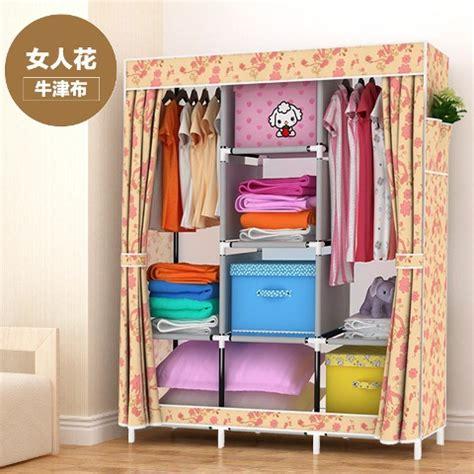 Lemari Plastik Rangka Besi jual diy rak pakaian partisi rakit lemari wardrobe rangka