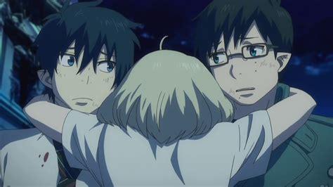 anime exorcist blue exorcist anime reviews anime planet