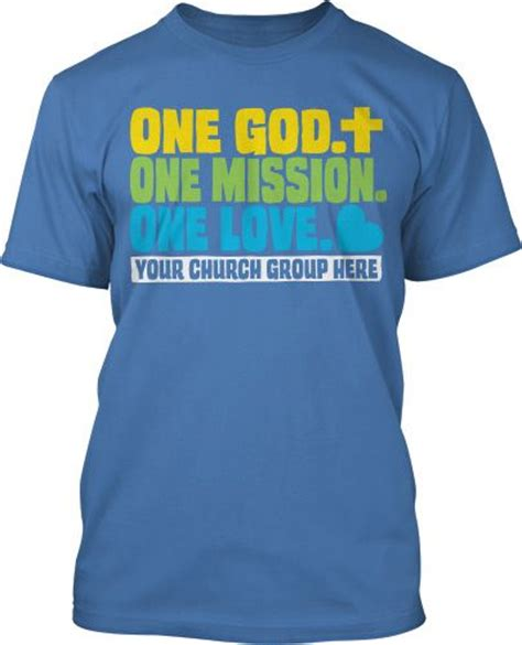 design t shirts for youth group one god one mission children s ministry t shirt design