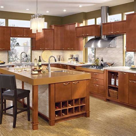 20 beautiful kitchen cabinet designs