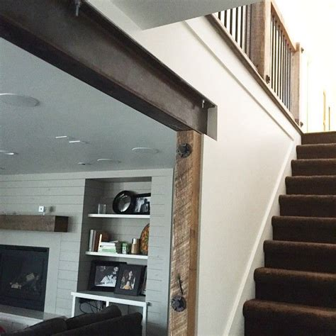 design home support best 25 support beam ideas ideas on pinterest basement