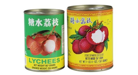 Erawan Foods Lychees In Syrup Leci Kaleng Lychee Kaleng 565gr canned lychee gift for festival with various of types packing buy canned lychee product