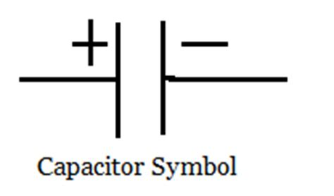 capacitor symbol negative what is a circuit basic electrical engineering