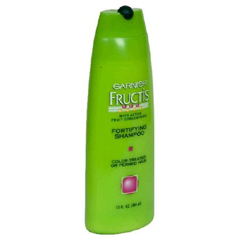 good shoo at walmart for color treated hair garnier fructis fortifying shoo color treated permed hair