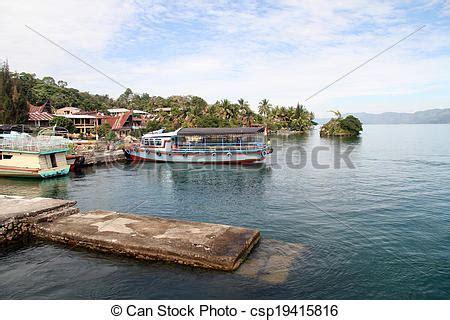 ferry boat near me stock photography of samosir island ferry boat near pier