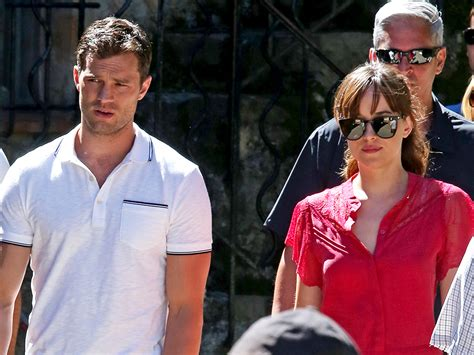 dornan dakota johnson resume fifty shades filming after attack