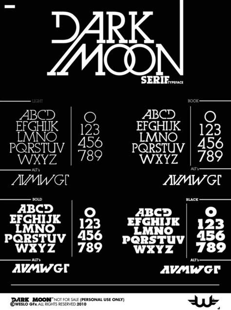 26 Free Progressive and Experimental Fonts | Proyectos que