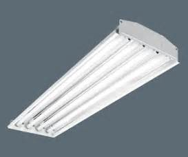Fluorescent Light Fixture 4 Bulb Fluorescent High Bay Fixture 120 277v Fluorescent