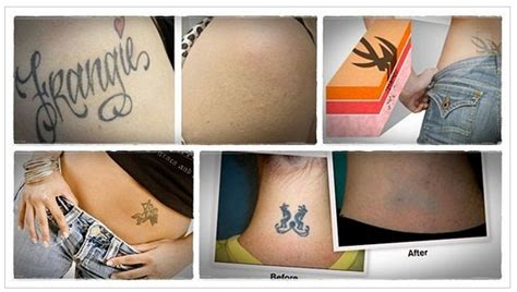 removing tattoo at home how to remove tattoos at home in removal