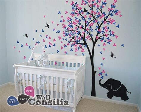 wall stickers for baby nursery best 25 nursery wall murals ideas on nursery