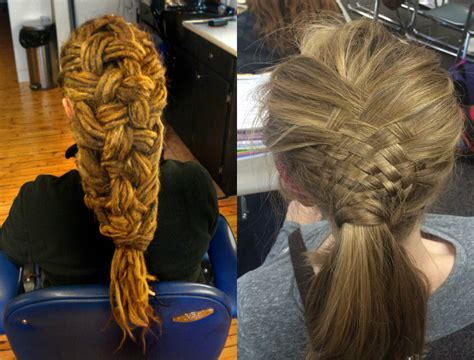 braid stlyes with weave in a ball awesome basket weave braids hairstyles hairdrome com