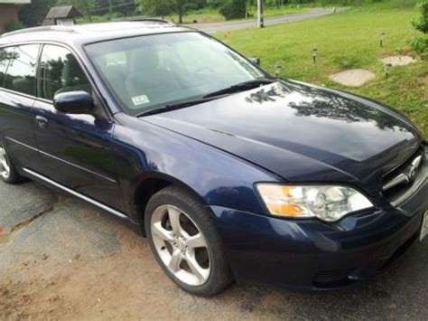 security system 2006 subaru legacy auto manual find used 2006 subaru legacy outback wagon 2 5i 4cyl awd at in greenfield massachusetts united