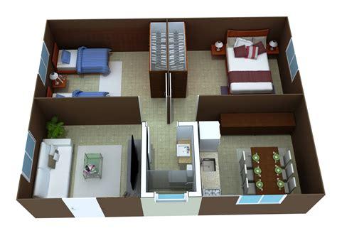 planta baixa 3d plantas de casas modelos planta baixa projetos