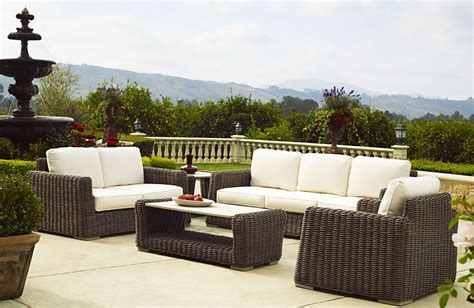 win this 11 455 brown jordan outdoor furniture set 30a