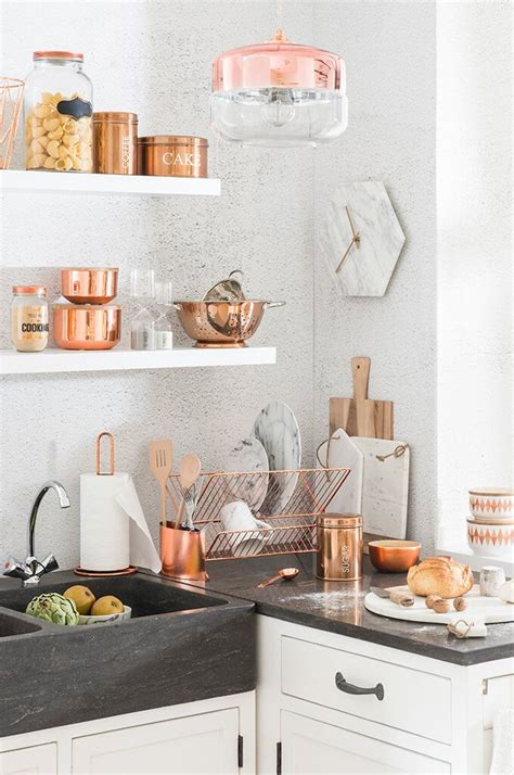 décoration tendance 2017 25 best ideas about copper kitchen on pinterest kitchen