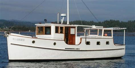 troller boat beautiful troller yacht boats ships and tugs