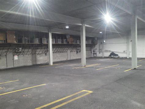 Parking Garages Portland Maine by T A Napolitano Inc Parking Lot Lights