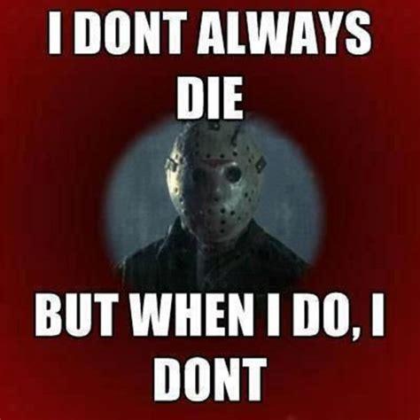 Jason Voorhees Memes - halloween memes funny halloween memes glendalehalloween